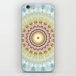 Mandala wintersun iPhone Skin