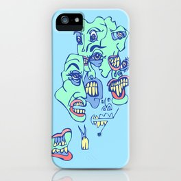 Teefers iPhone Case