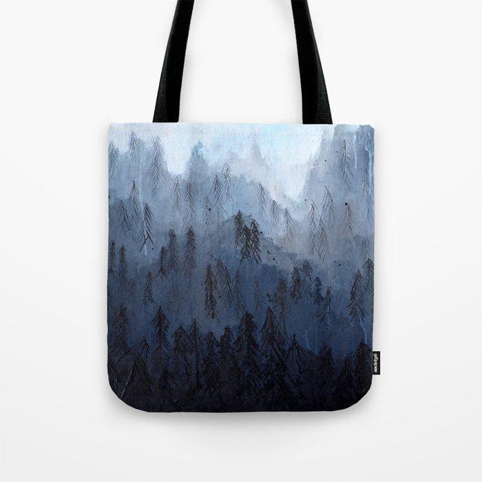 Mists No. 3 Tote Bag