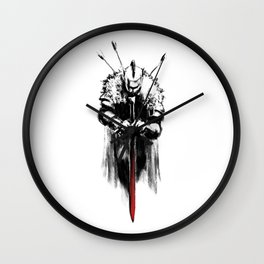 Dark Souls Wall Clock