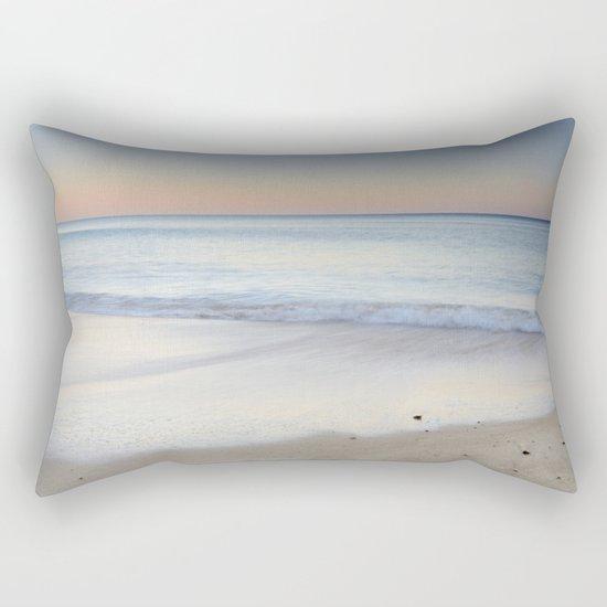 """""""Calm summer......."""" Rectangular Pillow"""