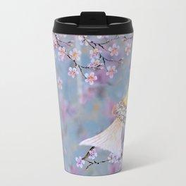 fire blossom Travel Mug