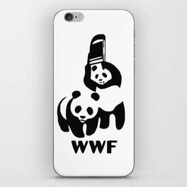 WWF iPhone Skin