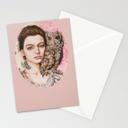 The most comfortable moment  By Davy Wong Stationery Cards