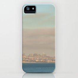 San Francisco Under Fog iPhone Case