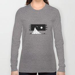 Galaxie flottante Long Sleeve T-shirt