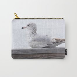 Ring billed Gull Carry-All Pouch