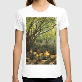 Pathways of Gold T-shirt