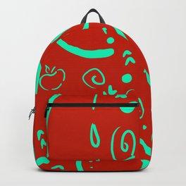 Apple for teacher Backpack