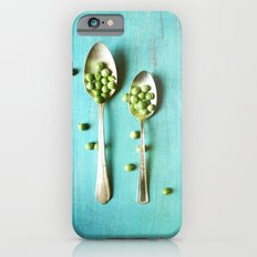 Give Peas a Chance iPhone 6 Slim Case