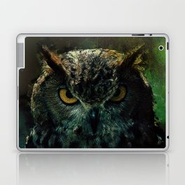 Owl - Owlish Tendencies Laptop & iPad Skin