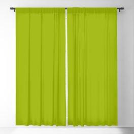High Mileage ~ Leaf Green Blackout Curtain