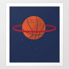 Spaceball Art Print