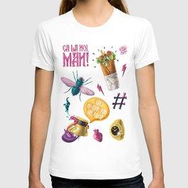 Homey Pattern T-shirt
