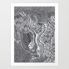 Ultima Orden II Art Print
