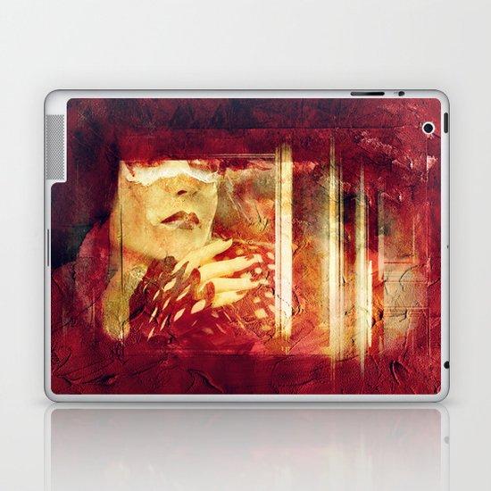 RED PASSION Laptop & iPad Skin