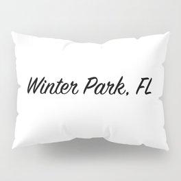 Winter Park, FL Pillow Sham