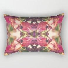 Sunset of Roses Rectangular Pillow
