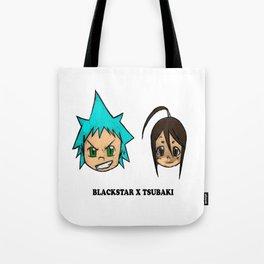 BLACKSTAR X TSUBAKI Tote Bag