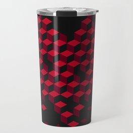 heart-shaped pattern Travel Mug