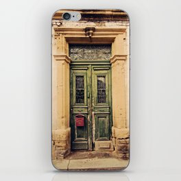 Nicosia Doorway iPhone Skin