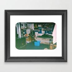 bedroom Framed Art Print