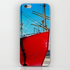 The Red Bow iPhone & iPod Skin