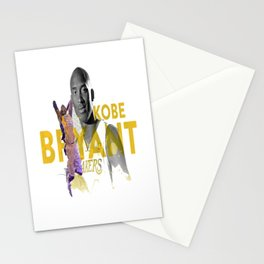 king of basket ball Stationery Cards