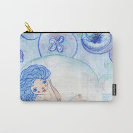 JellyfishGirl Carry-All Pouch