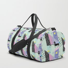 80s notebook Duffle Bag