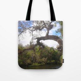 River Moss Live Oak Tote Bag