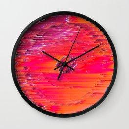 PARTICLE ARTS Wall Clock