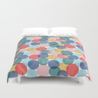 bubble Duvet Covers featuring Bubble by Emmyrolland