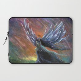 Rainbow Phoenix Fairy Laptop Sleeve
