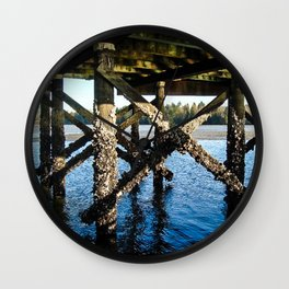 Under the Dock Wall Clock