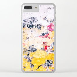 Layers of Exterior Clear iPhone Case