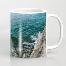 Look Down Coffee Mug