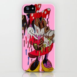 Icky Drippy iPhone Case