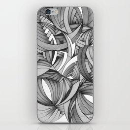 circles 3 iPhone Skin