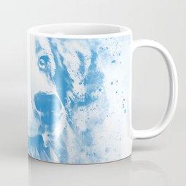 australian shepherd dog 2 wswb Coffee Mug