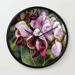 My Latin name suits me quite well, thank you. Wall Clock