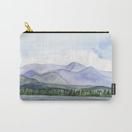 Mountain Ridge Carry-All Pouch