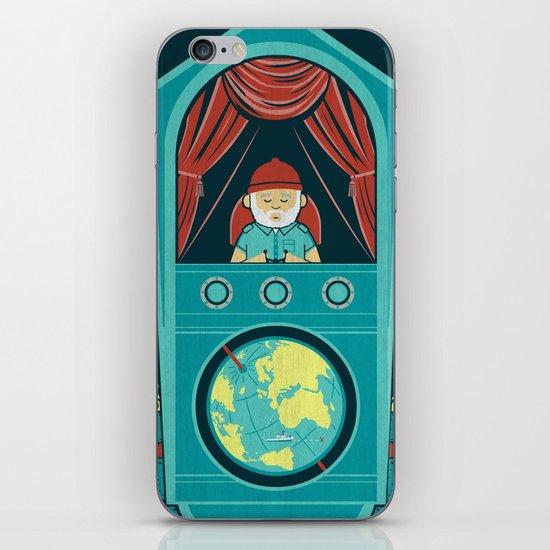 Aquatic Adventurer iPhone & iPod Skin