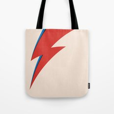 Bowie Ray Tote Bag