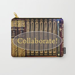 Collaborate! Carry-All Pouch