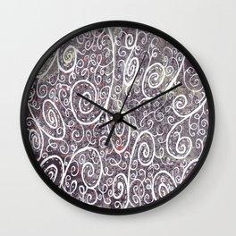 horrible person Wall Clock