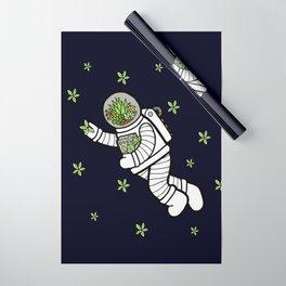 Astro Terrarium Wrapping Paper
