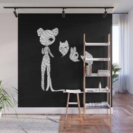 ▴ mummy ▴ Wall Mural