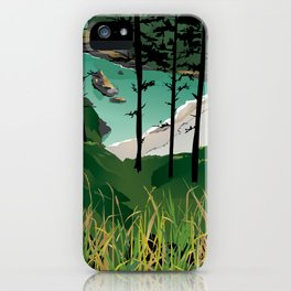 Cape Disappointment iPhone Case