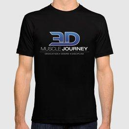 """3DMJ """"VINTAGE"""" V.2 T-shirt"""